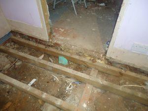 floorboard repairs