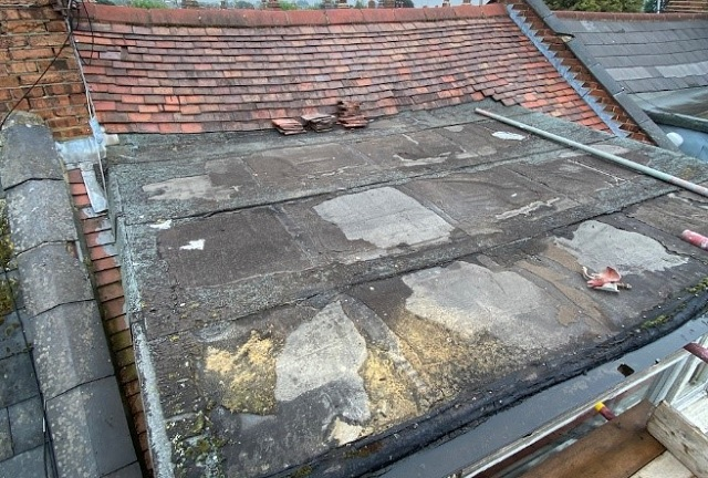"Featured image for ""Flat roof defects"""